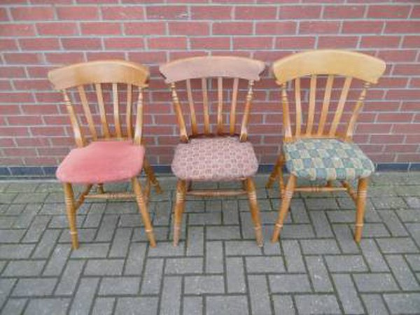 Slat back chairs for sale