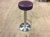 Stainless steel bar stool