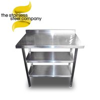 0.9m Stainless Steel Table (SS579) - Cheshire