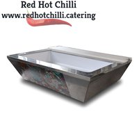 Refrigerated display counter for sale