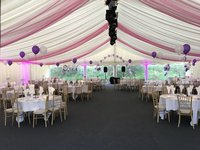 18m x 23m Roder UK framed marquee