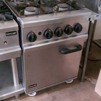 Lincat Gas 4 Burner Oven