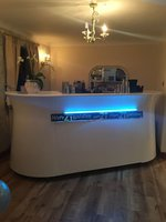 Mobile bar counter