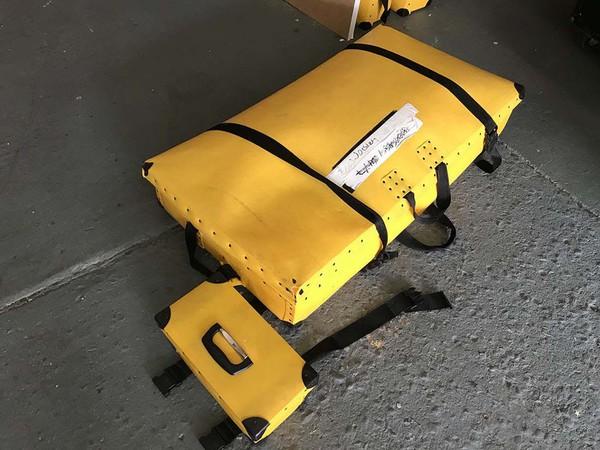 Star-cloth transport case