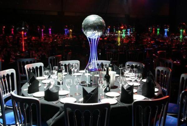 Table centre Mirror ball