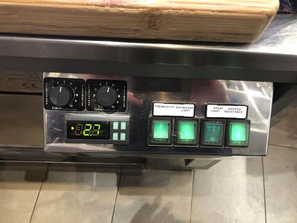 Temperature controls