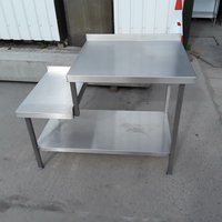 Used Stainless Steel Table (8419)