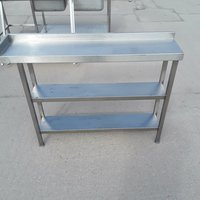 Used Stainless Steel Table (8415)