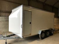 14ft Box Trailer for sale