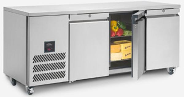 B Grade prep fridge