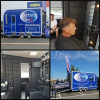 Ifor Williams Barbers Trailer
