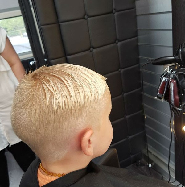 Adults and kids Barbers business