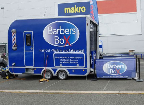 Barber Trailer Business