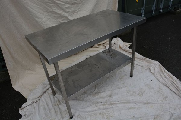 1200mm prep bench for sale