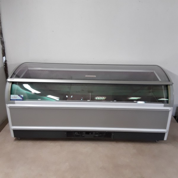 Used Novum 805L Display Chest Freezer(8420)