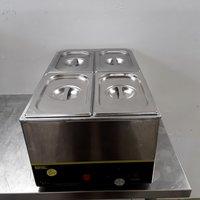 Used Buffalo L371 4 Pot Wet Bain Marie (8421)