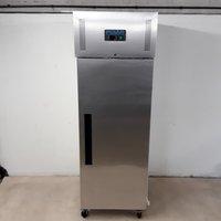 Used Polar G593 Stainless Upright Single Freezer (8422)