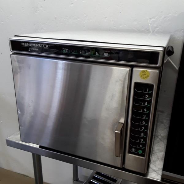 Used Menu Master JET514U Combi Microwave Oven (8424)