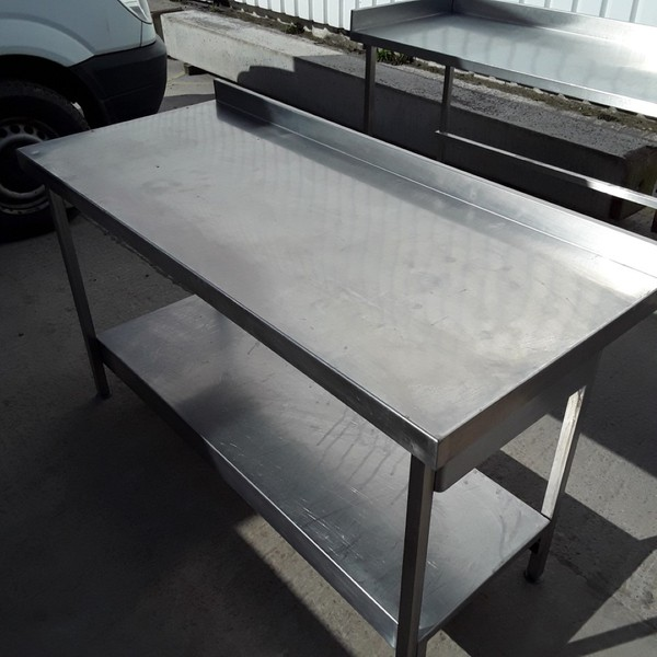 1500mm stainless steel table