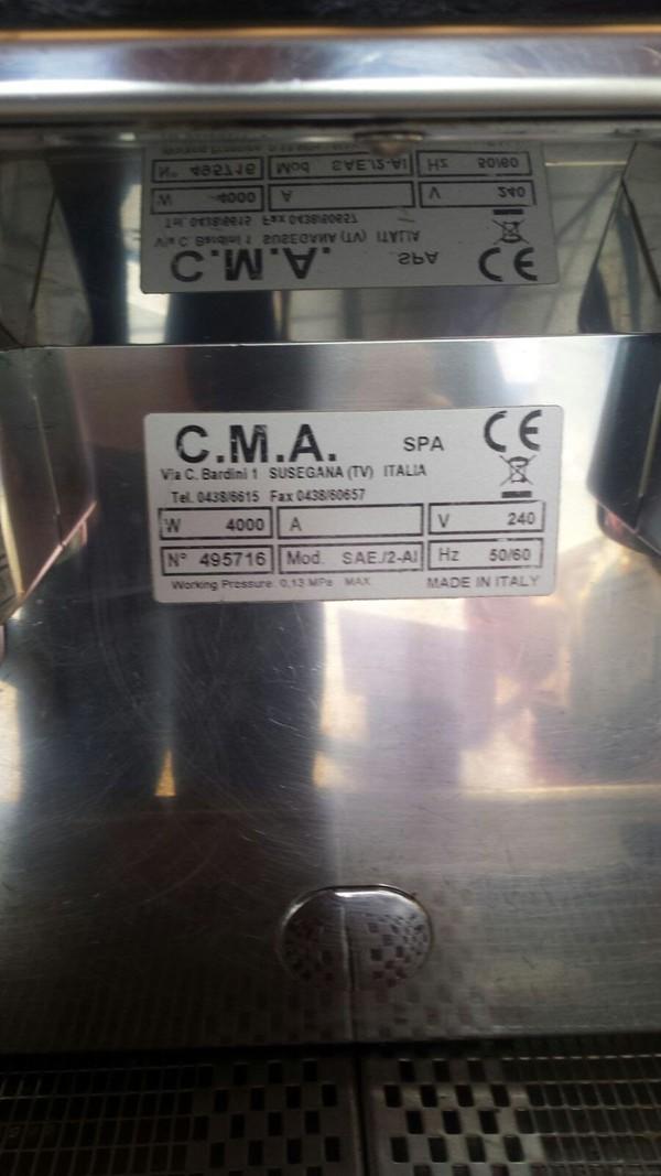 C. M. A. Spa Italia