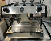 Fracino 2 group coffee machine