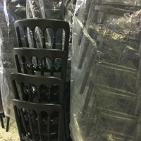 Black Cheltenham chairs for sale