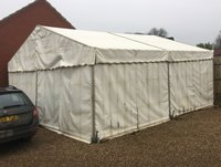 6m x 6m marquee