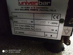 Univer Bar Mix-Micro