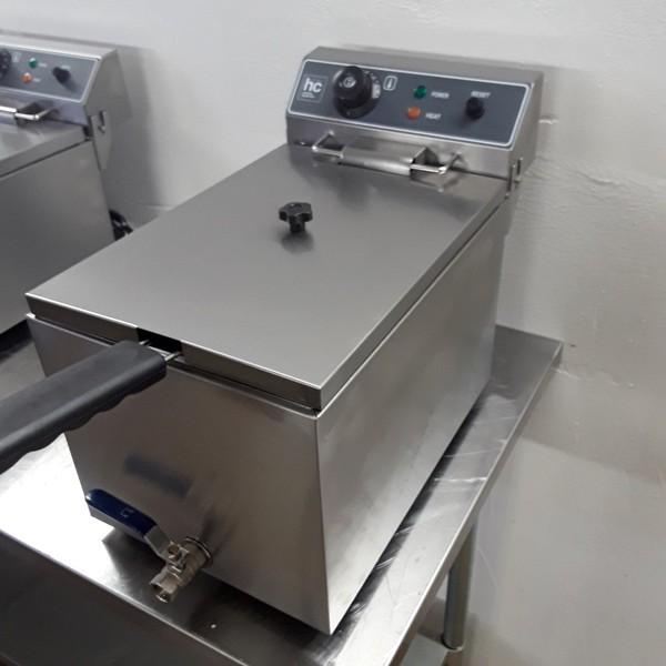 New HC HC-SFE1-17D Single Table Top Fryer 17L (8443)