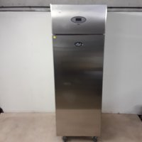 Used Foster PROG600L-A Stainless Steel Single Upright Freezer(8442)