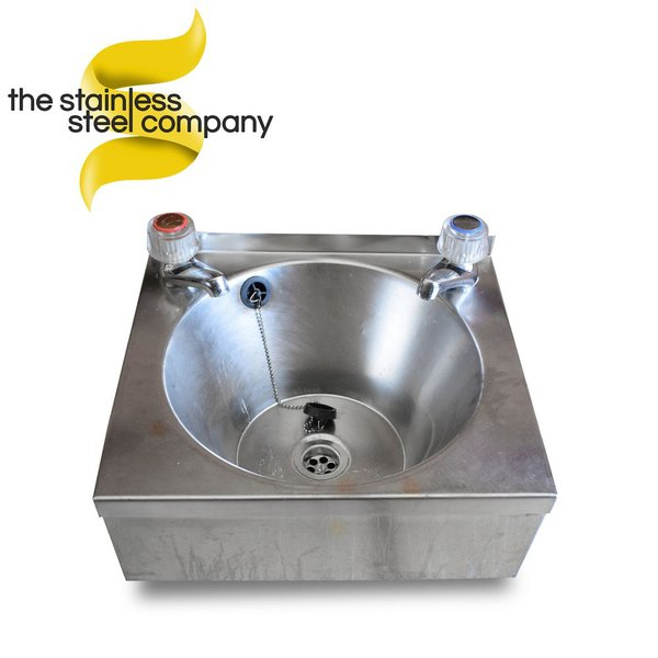 0.38m Stainless Steel Handsink (SS602) - Cheshire