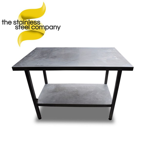 1.22m Stainless Steel Table (SS603) - Cheshire