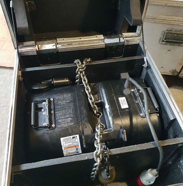 Loadstar chain hoist