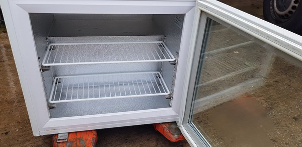 Chest Display Freezer
