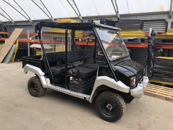 Kawasaki 4010 Mules For Sale