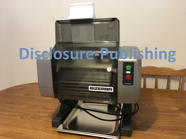 Bizerba S111 PLUS Commercial meat slicer / strip cutter / tenderizer tenderiser