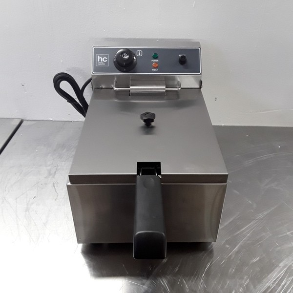 HC HC-SFE1-10 Single Table Top Fryer 10L