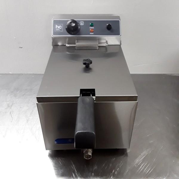 HC HC-SFE1-10D Single Table Top Fryer 10L