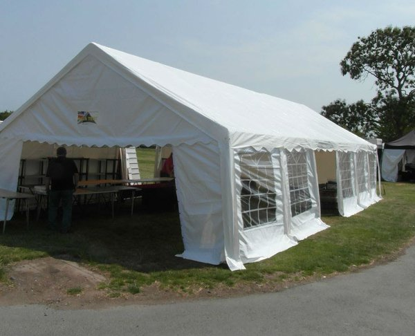 6m x 12m Garla tent / marquee