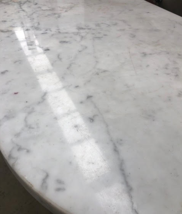 Marble Topped High Table