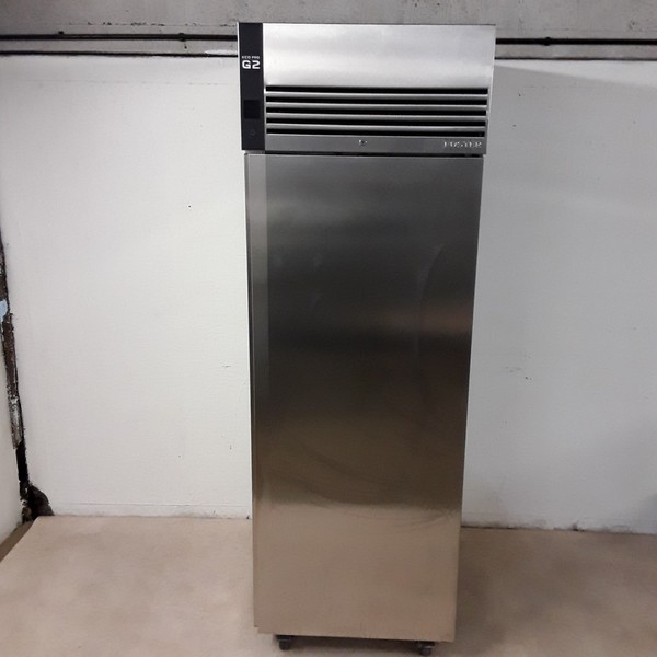 Used Foster G700L Stainless Upright Single Fridge	(8467)