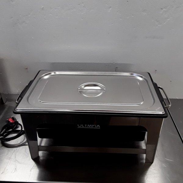 Ex Demo Olympia CM266 Heated Chafing Dish(8469)