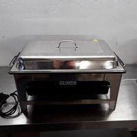 Ex Demo Olympia CM266 Heated Chafing Dish(8470)