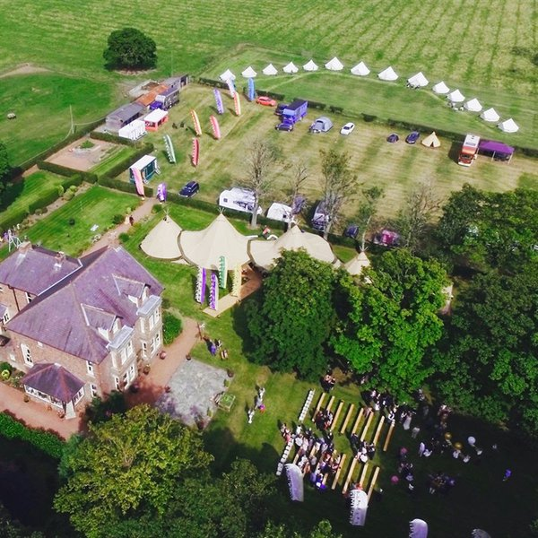 Recruiting Tipi and Marquee Crew Chief / Foreman - Northumberland