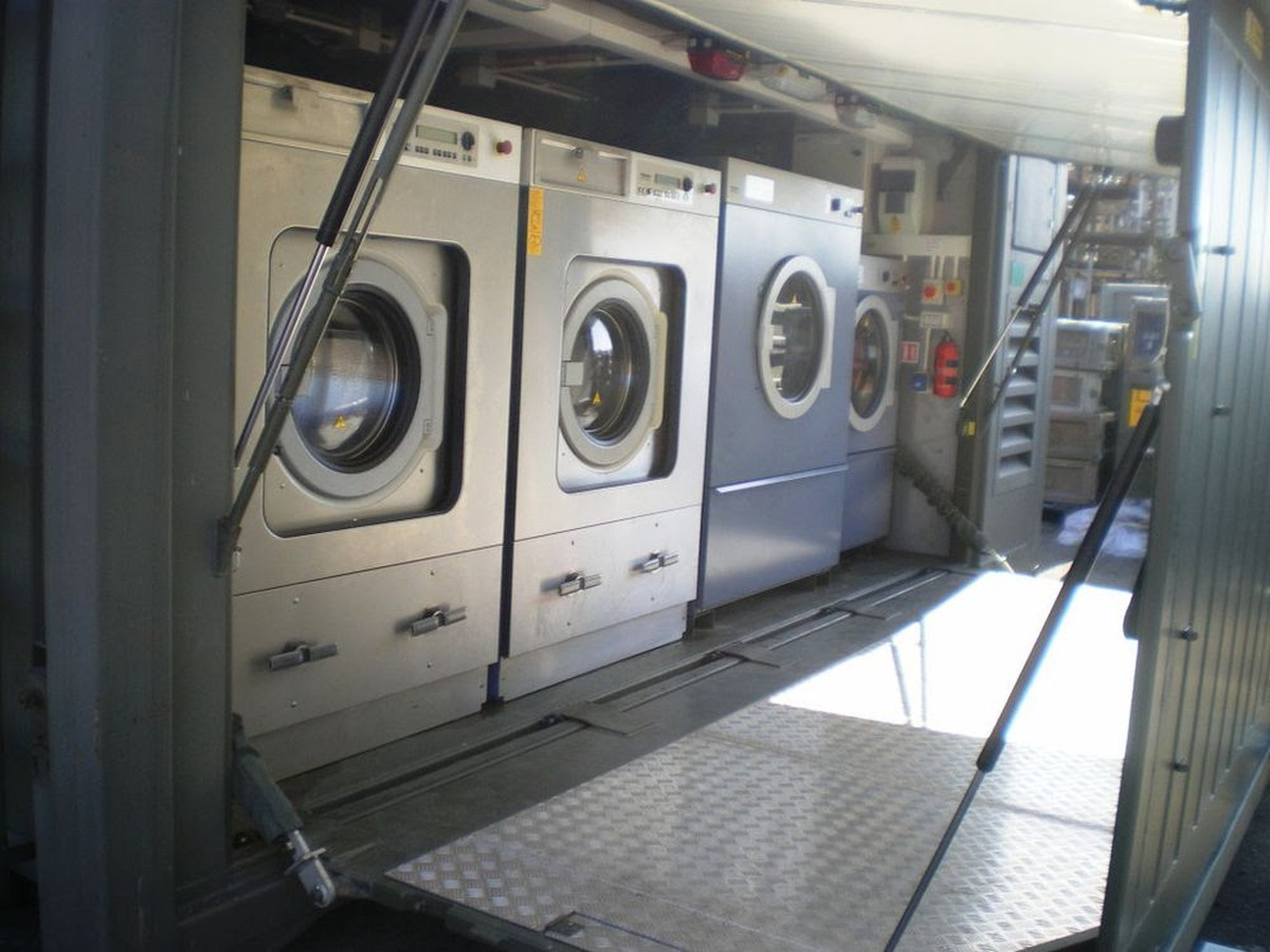 Secondhand Laundry Equipment | Front Loading Washing ...