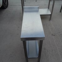 Used Stainless Steel Table (8474)