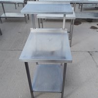 Used Stainless Steel Table (8478)