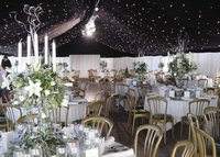 Resin Banqueting chairs