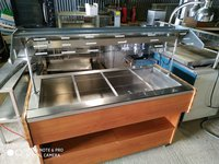 Afinox Wet Well Hot Buffet Unit