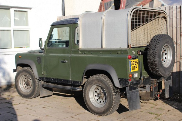 Used landrover for sale